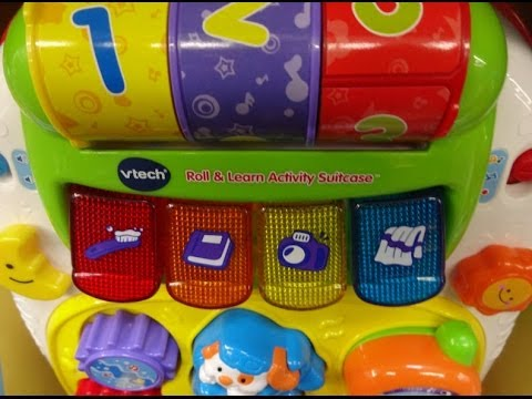 Best Baby Toys For 2013 Vtech Roll And Learn Activity