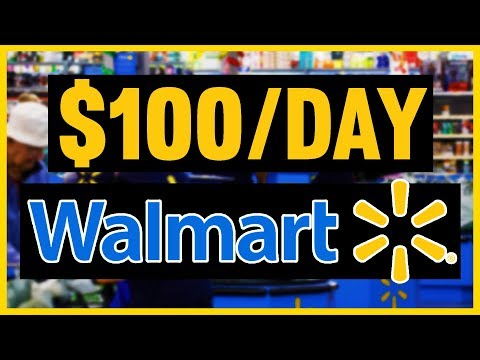 MAKE MONEY ONLINE WITH WALMART (WORK FROM HOME)
