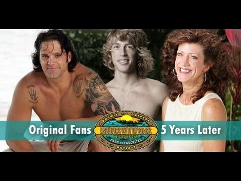 Original Fans Speak: Joel & Kathy 5 Years After Survivor Fans vs. Favorites