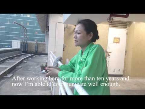 Thai Cleaner in Hong Kong