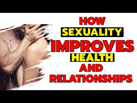 How Sexuality Improves Health & Relationships - Dr. Ray Doktor
