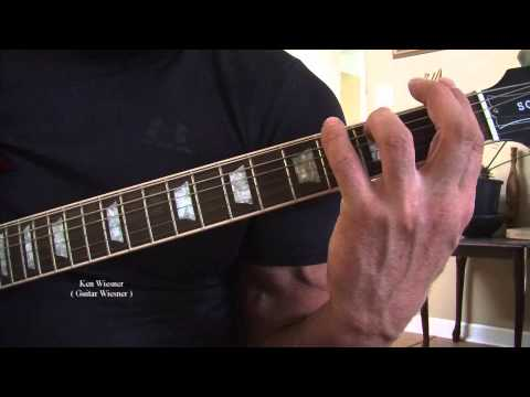 Guitar Chord Ab6  A flat 6  How to Play