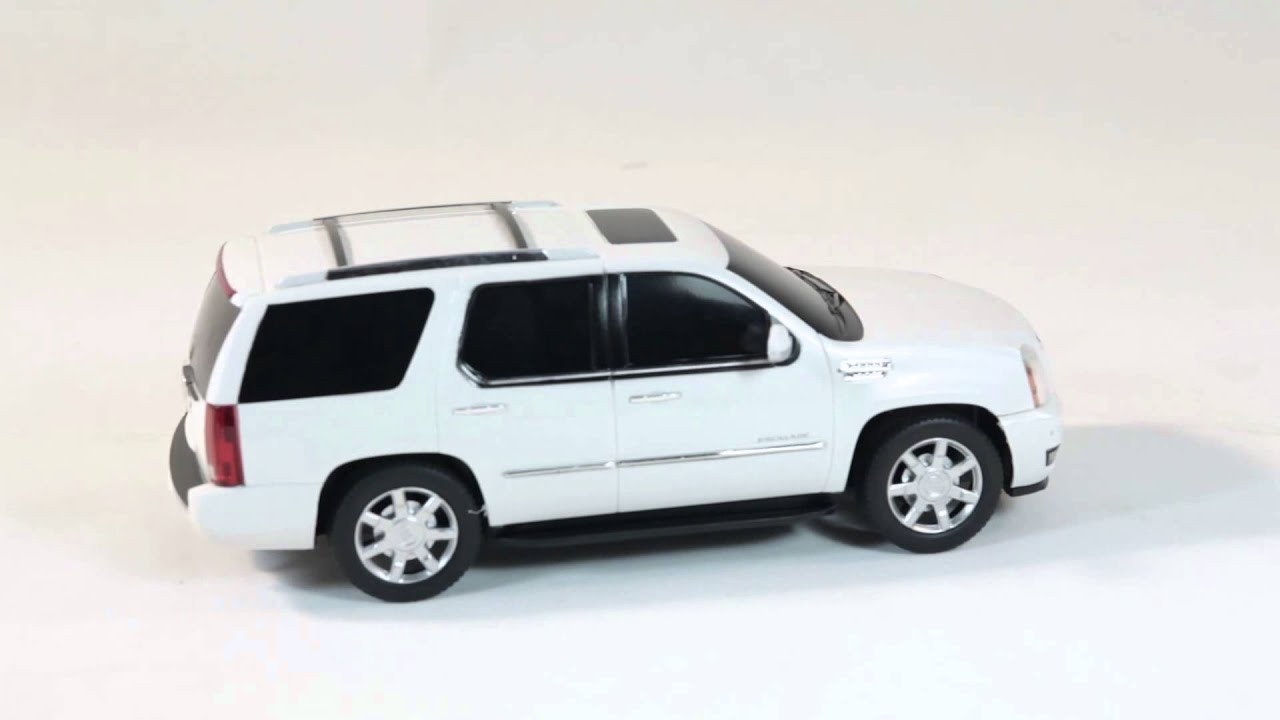 Kids Remote Control Cadillac Car Model Toy From Dinodirect