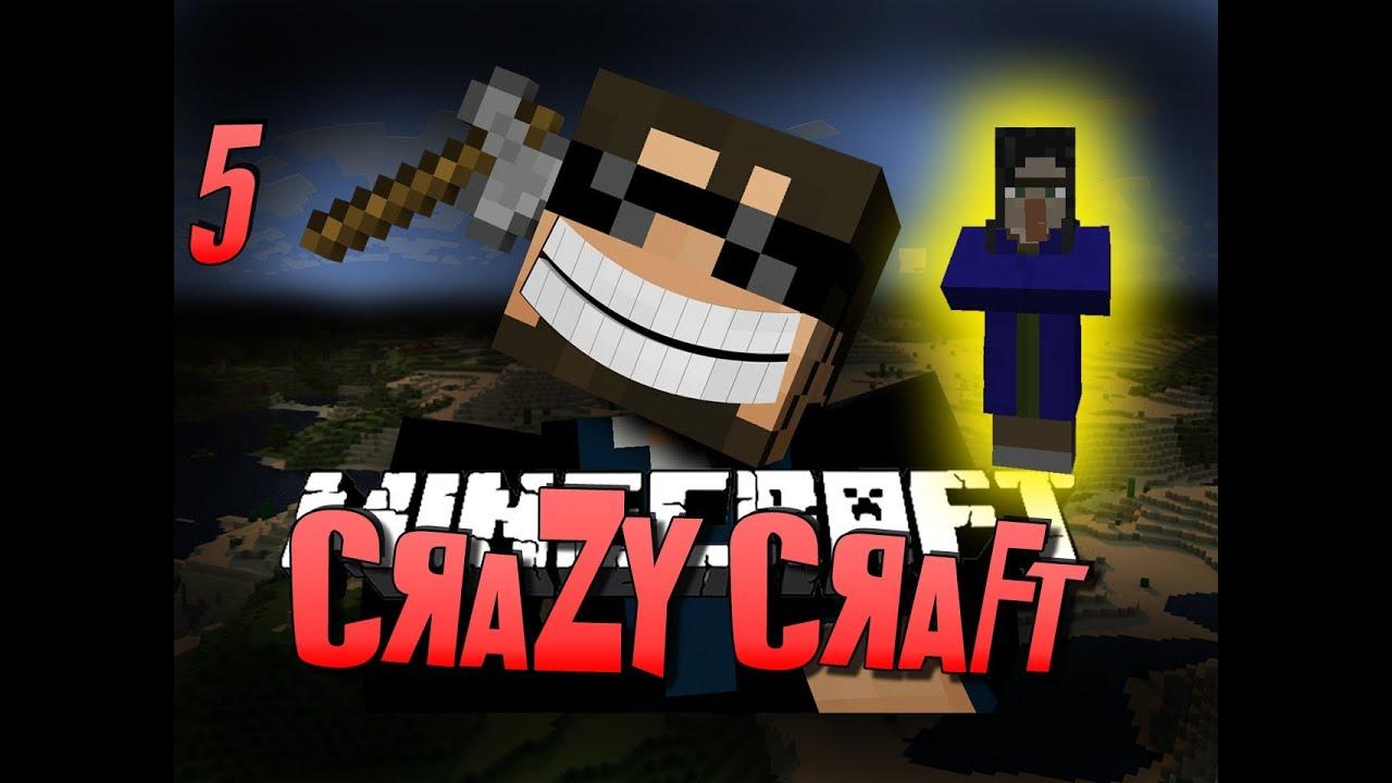 Minecraft Ssundee Crazy Craft