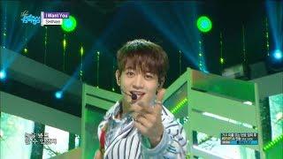 【TVPP】SHINee - I Want You, 샤이니 - I Want You @Show! Music Core