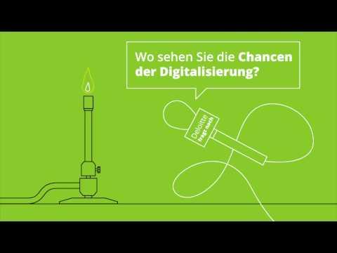 Digitalisierung in der Chemie - Zeit für eine ganzheitliche Strategie!