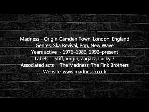 Madness - Shut Up 1981 [HQ]