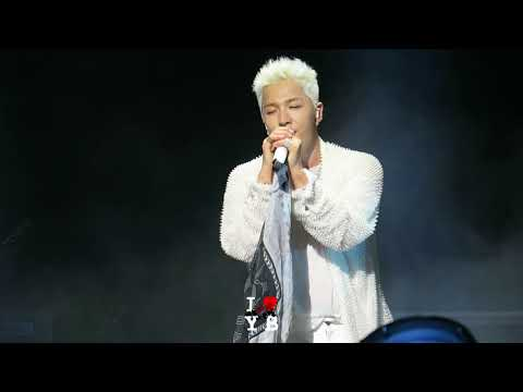 170901 TAEYANG - ONLY LOOK AT ME @ WHITE NIGHT in NEW YORK