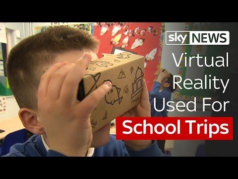 Swipe | Virtual Reality Field Trips For School Pupils