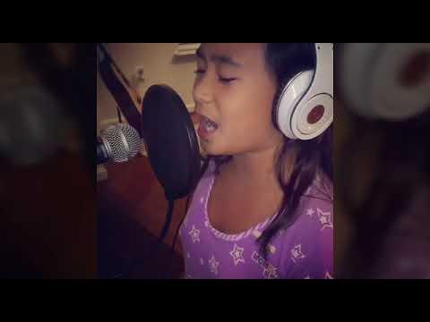 TRENDING anak ni CAROL BANAWA sings MOANA