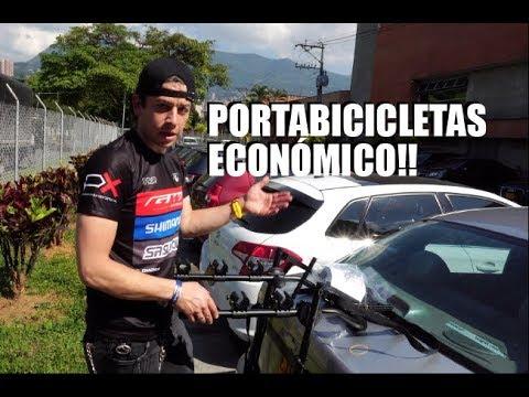 Portabicicletas Económicos muy buenos!!!