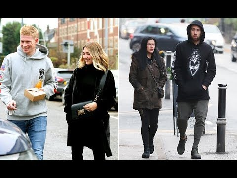 Download Manchester City duo De Bruyne and Otamendi enjoy time off