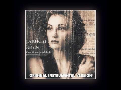 Patricia Kass / Il Me Dit Que Je Suis Belle [Original Instrumental Version]