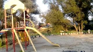 рыжык на велике прикол (видео урок)
