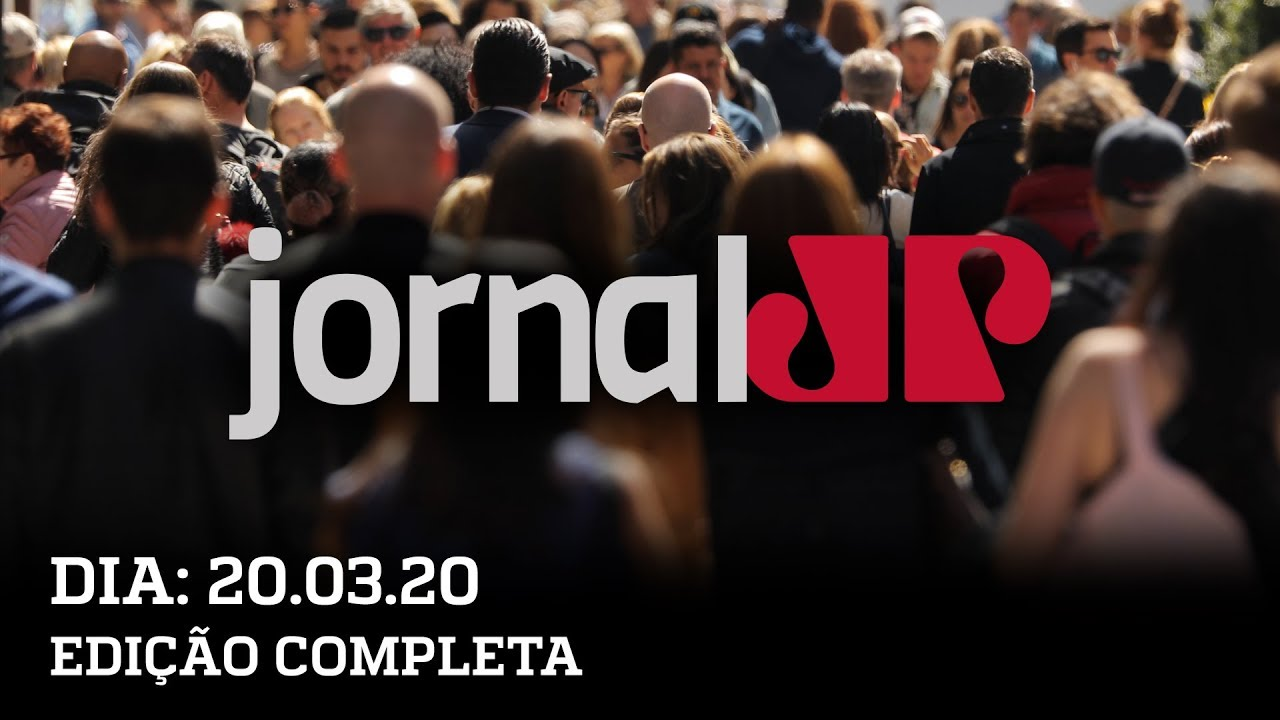 COBERTURA ESPECIAL CORONAVÍRUS – 20/03/2020