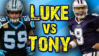 How Luke Kuechly outsmarted Tony Romo, Drew Brees, and Andrew Luck