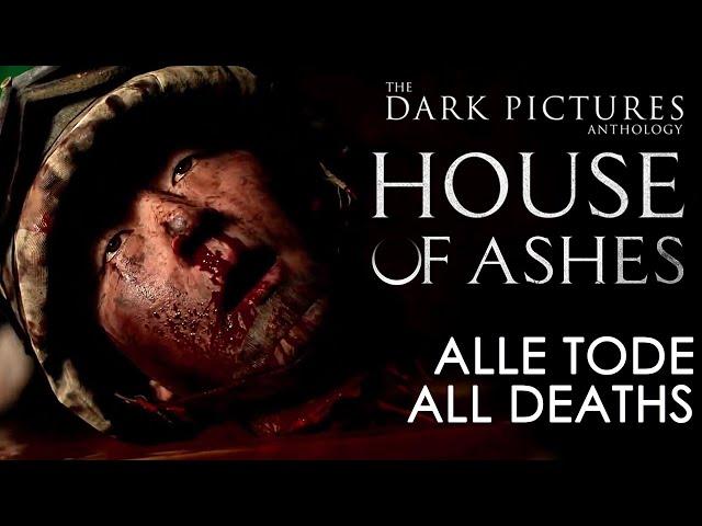 The Dark Pictures: House of Ashes 💀 Alle Tode der Preview [Deutsch | German]