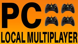 Local Competitive Multiplayer - PC Couch Gaming