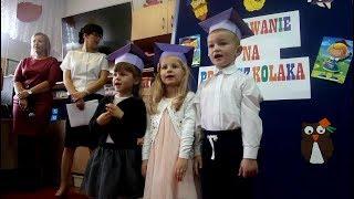 Występ przedszkolaków z Olszewa-Borek