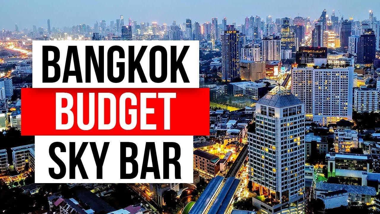 Cielo Bangkok Budget Sky Bar-Best View of Skyline