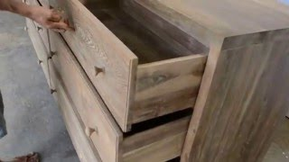 Reclaimed Wood Dresser