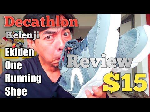 decathlon-kalenji-ekiden-one-$15-running-shoe-review-by-singapore-youtuber