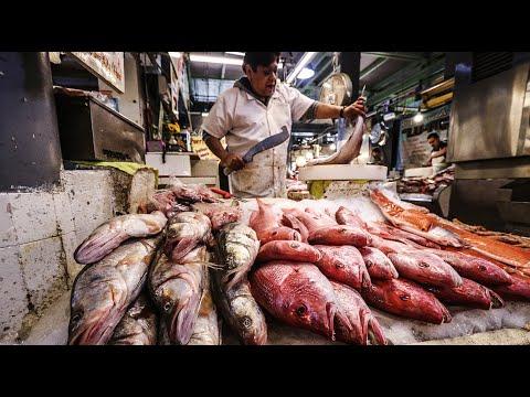 ¿Cómo elegir un buen pescado en el mercado?