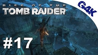 Rooftops | Rise of the Tomb Raider Let's Play PC | Part 17