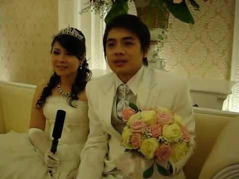 Welly & Silvi - wedding party @Klub Kelapa Gading Jkt