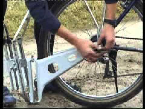 follow me cykel