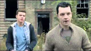 Shameless (US) Ian confronts Mickey about his marriage (You love me & your gay)