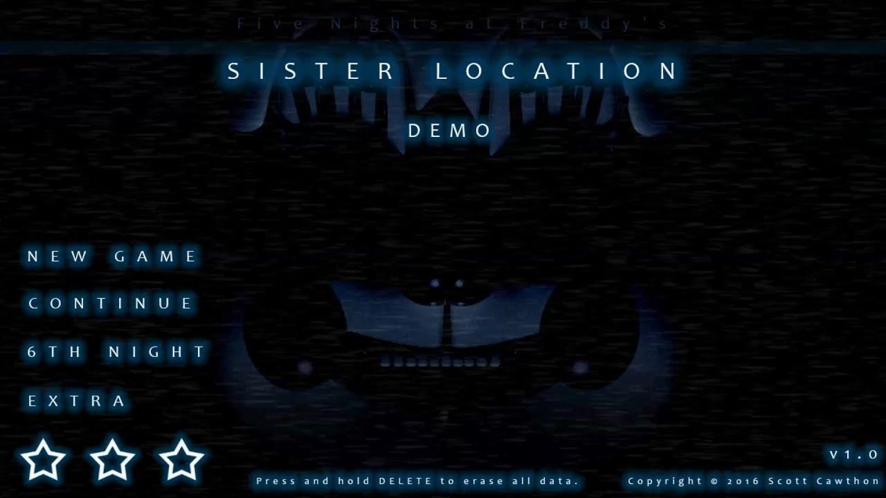 five nights at freddys 5 fnaf 5 sister location