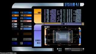 The Best Star Trek Lcars Screen Saver