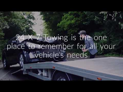 24/7 Tow Truck - Towing Service in Houston