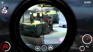 Hit man:Sniper  - Assignment 2