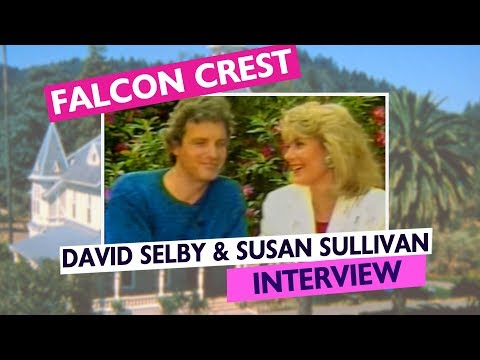 Susan Sullivan & David Selby ET Tonight 1987