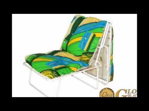 Раскладушка с матрасом кровать кресло