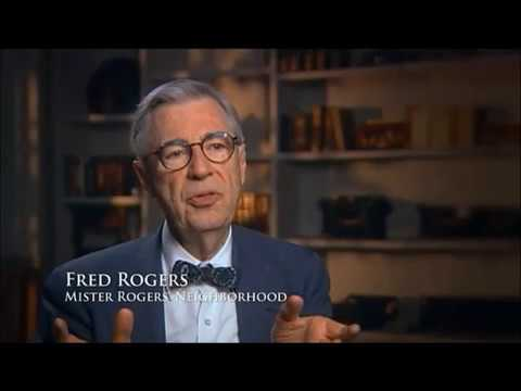 An Interview With Fred Rogers Youtube