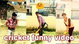 Cricket funny video - Amit bhadana jesi video? Sandeep comedy,,