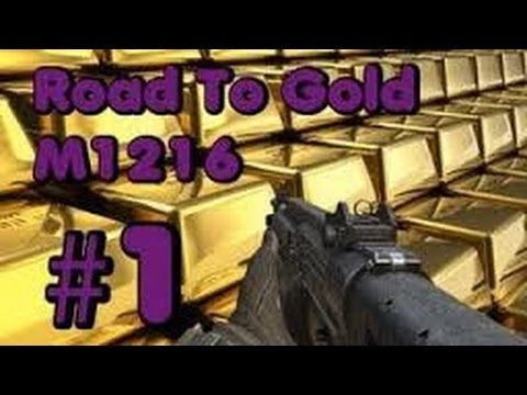 Road To Gold Episodio 1/ M1216 - YouTube M1216 Gold