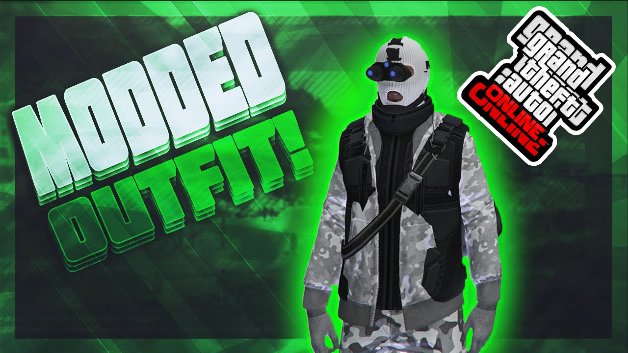 GTA 5 Clothing Glitches 1.33 *SUPER FRESH* u0026#39;u0026#39;MODDED OUTFIT GLITCHu0026#39;u0026#39; Using Outfit Glitches ...