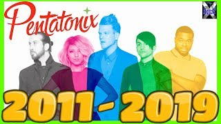 G'day guys, today we are reacting to Pentatonix 2011-2019. We are l...