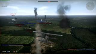 War Thunder: Farewell to the Fiat Cr 42