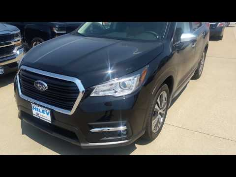 2019 Subaru  Ascent Touring Start Up Engine and full tour
