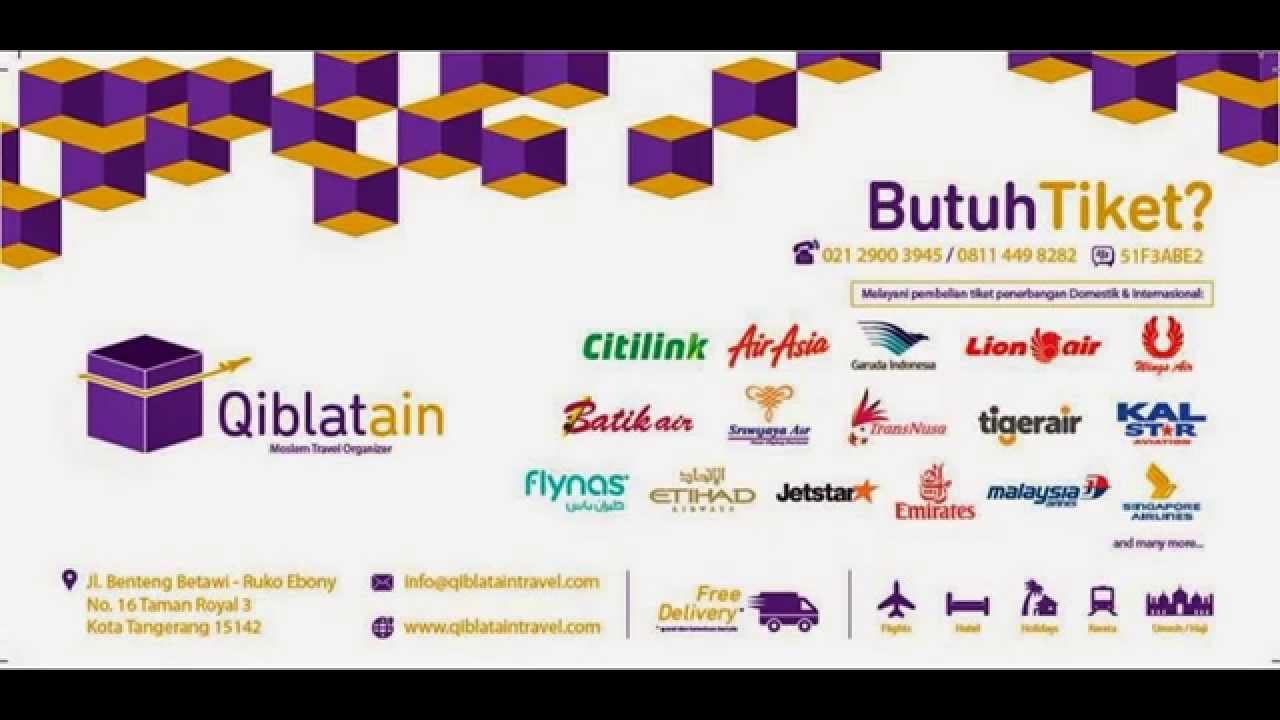 Tiket Pesawat Murah Bandung Jogja 08114498282 Rajanya Tiket Online Youtube