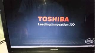 Toshiba Satellite, P205 Series, Not Booting Up From CD/DVD Rom Problem. [Solved]