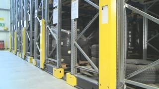 SSI Mobile Racking Video