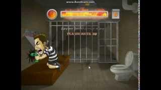 Флеш игра №2( побег из тюрьмы )