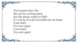 Kosheen - Cruel Heart Lyrics