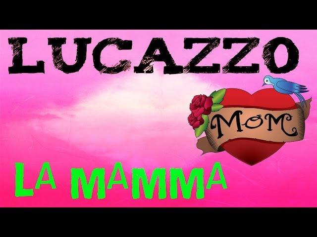 IL BIMBO LUCA 24: la mamma di Luca!